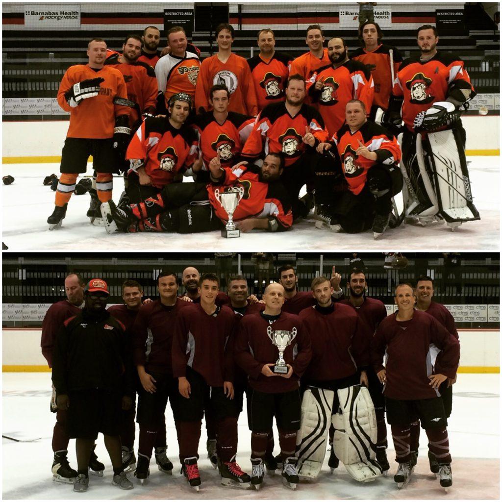 2016 Devils Adult League Champions