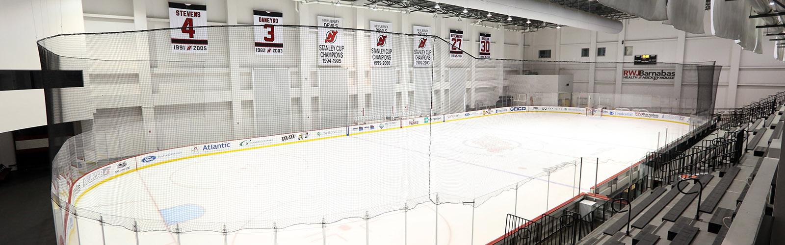 Barnabas Health Hockey House