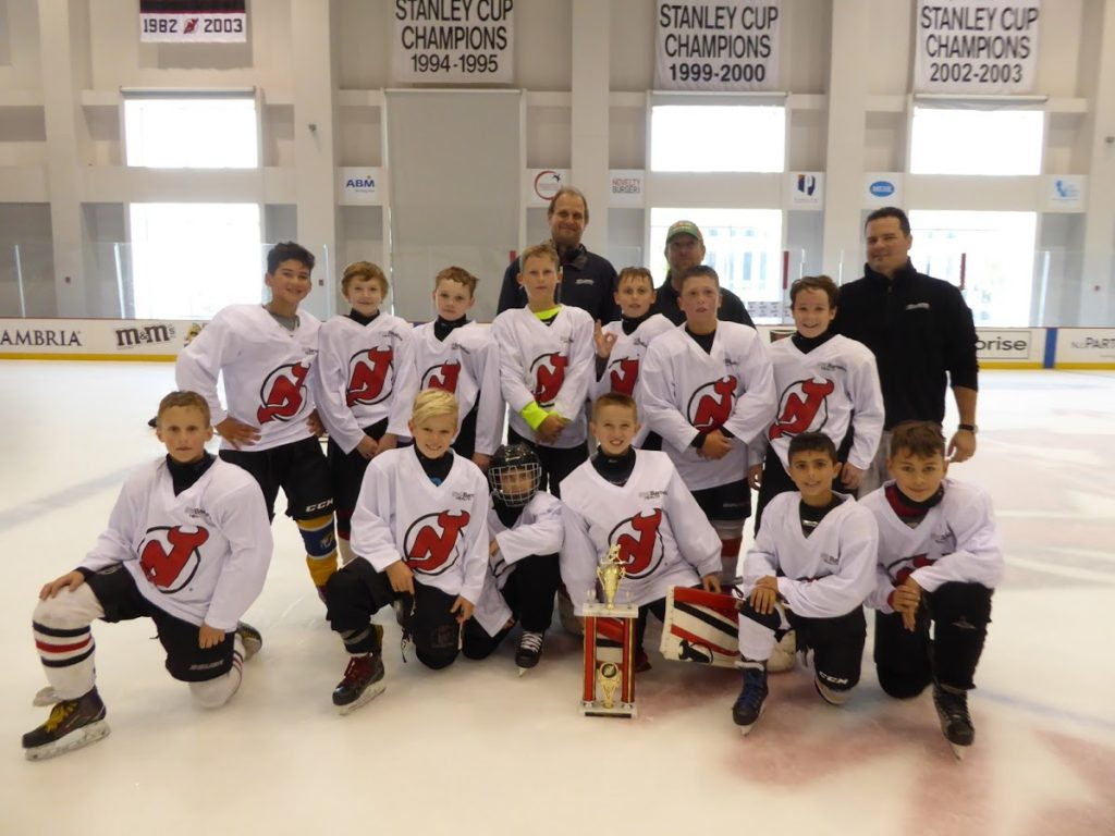 Squirt AAA Division Runner-Up - Crush Hockey