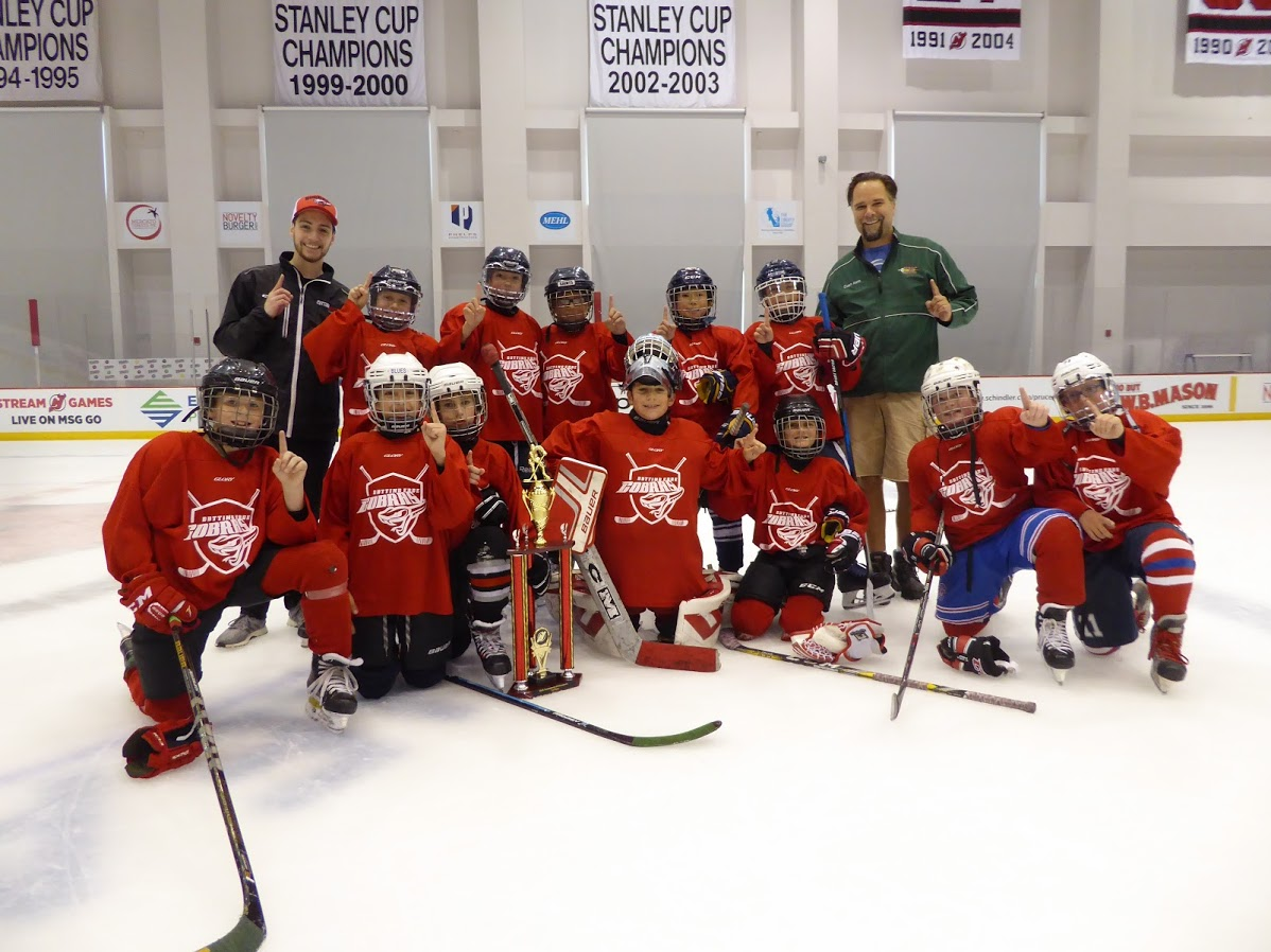Squirt B Division Champions  - Cutting Edge Cobras