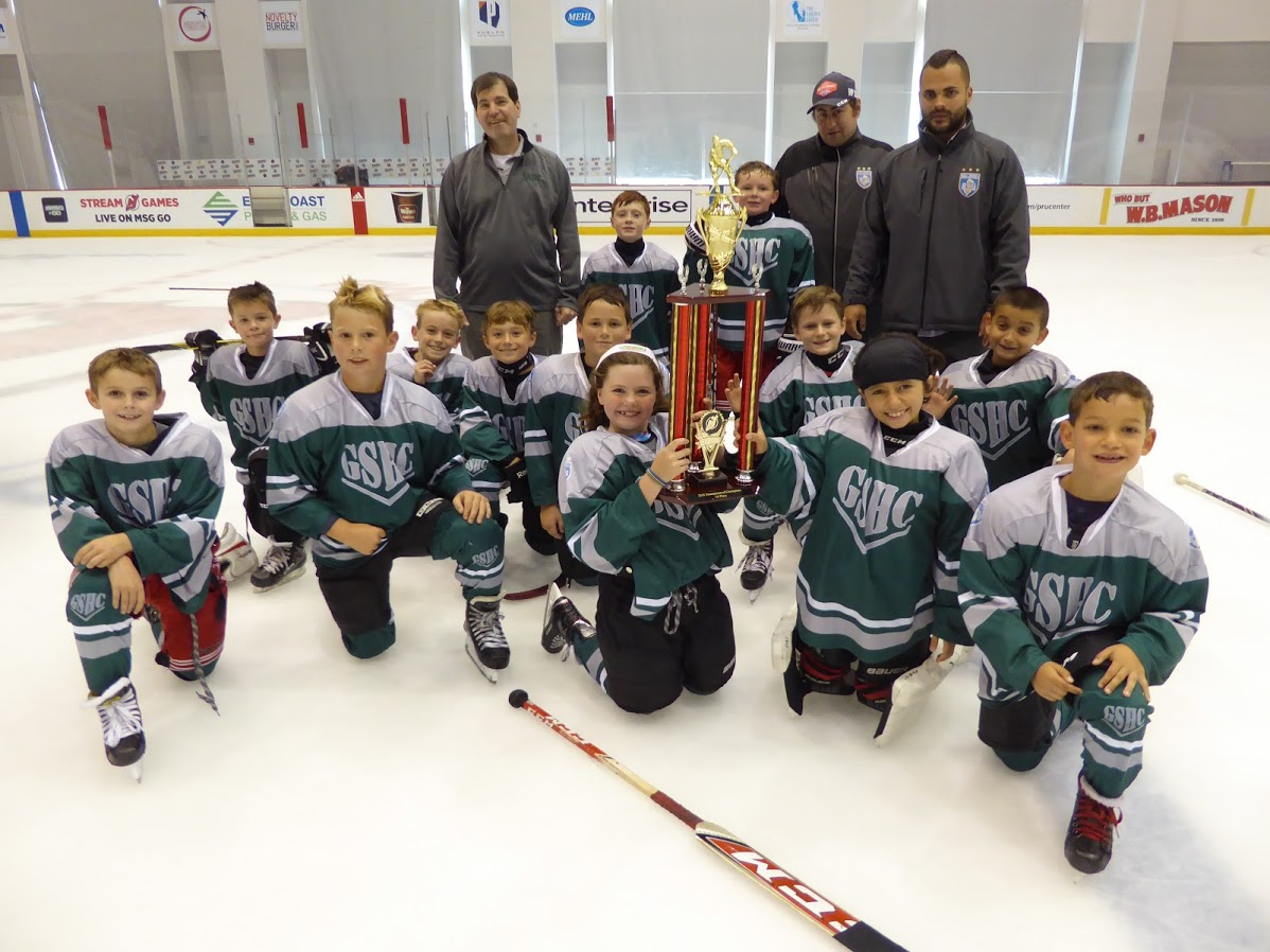 Squirt A Division Champions - Garden State Hockey Club