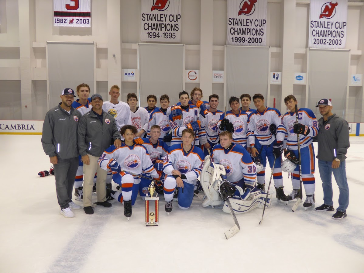 Midget u18 AAA Division Runner-Up - Greater NY Stars