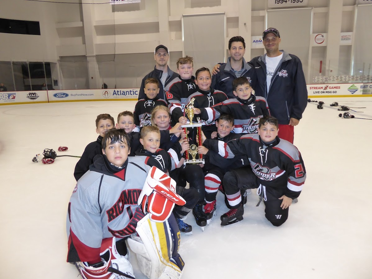 Squirt A Division Runner-Up - Richmond Thunder