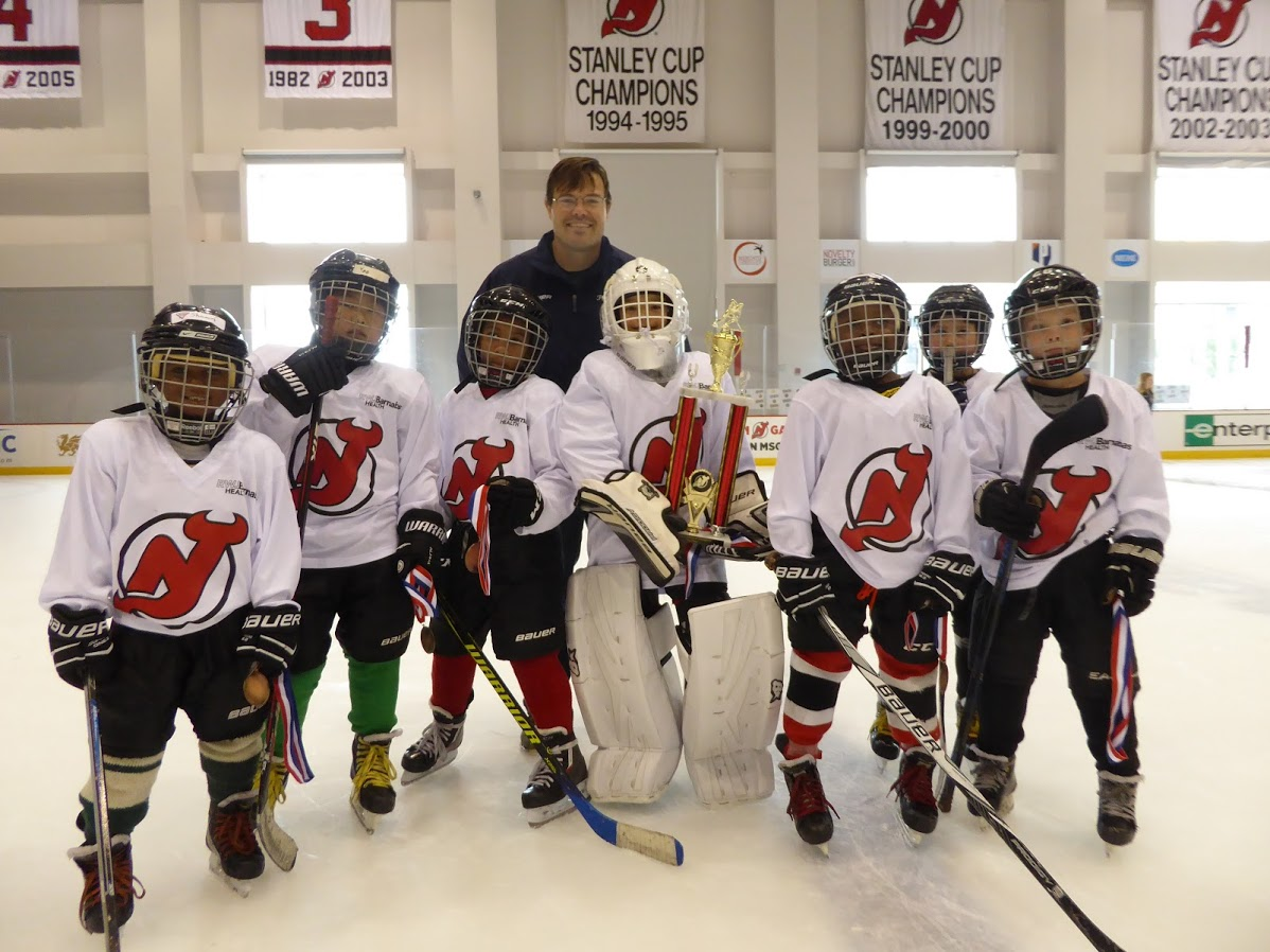 Mite Division Runner-Up - Team NJD