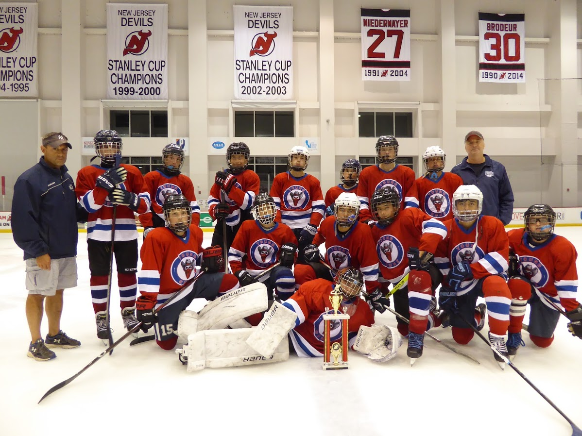 Bantam A Division Runner-Up - Young Gunz